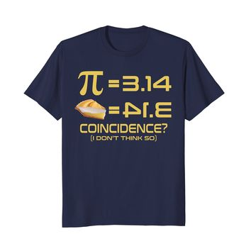 Pi Day Shirt 2018 Funny Pie Lover for Math Geeks Gift Idea