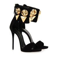 e40245 001 - Sandals Women - Shoes Women on Giuseppe Zanotti Design Online Store United States