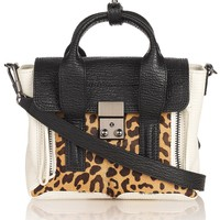 Leopard Mini Pashli Satchel | 3.1 Phillip Lim | Avenue32