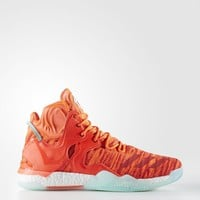 adidas D Rose 7 Primeknit Shoes - Red | adidas US