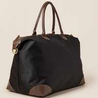 Phila Nylon Weekender Bag