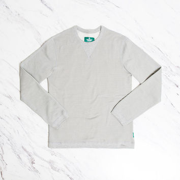 Reigning Champ Power Dry Crew - 'Grey'