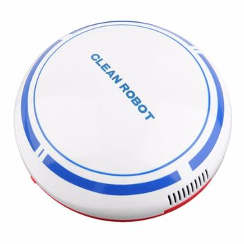 Rechargeable Vacuum Cleaner Automatic Robotic Floor Sweeper Dust Sweeping Machine Household Robot