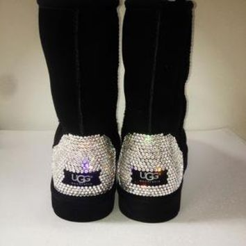 LUXURY UGG tall boots w Swarovski from crystallizedkicks on eBay 1c0703a47