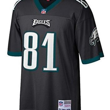 Terrell Owens Philadelphia Eagles NFL Mitchell & Ness Throwback Premier Jersey