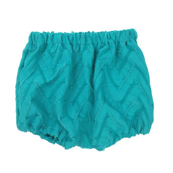 BLOOMERS - TURQUOISE
