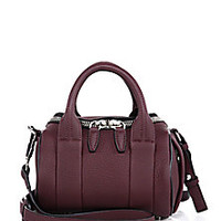 Alexander Wang - Rockie Mini Pebbled Leather Shoulder Bag - Saks Fifth Avenue Mobile