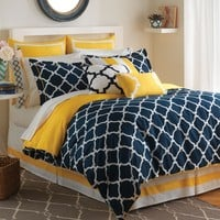 Jill Rosenwald Hampton Links Bedding Collection Comforter Sets