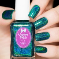 Cupcake Polish Re-Vamped Nail Polish (The Modern Vampire Collection)