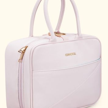 Corkcicle Baldwin Boxer Lunch Box in Rose Pink