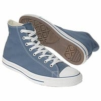 Athletics Converse Men's Chuck Taylor All Star Hi Navy FamousFootwear.com