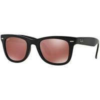 Ray-Ban Sunglasses, RB4105 50 FOLDING WAYFARER