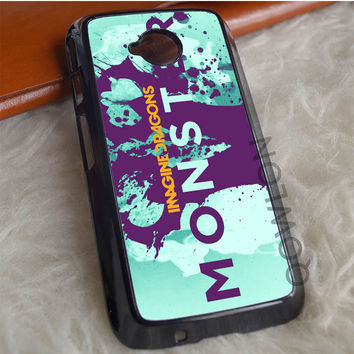 Imagine Dragons Monster HTC One X Case