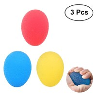 3pcs TPR Stress Relief Balls Finger