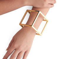The Shape of Things Bracelet | Mod Retro Vintage Bracelets | ModCloth.com