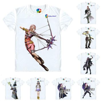 Final Fantasy T-shirts