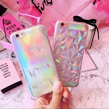 Holographic 3D Phone Case