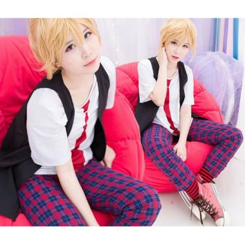 Kagamine Len England Style Cosplay Costume CP154334