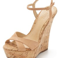 Emiliana Wedge Sandals