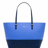 Day-First™ Kate Spade Women Shopping Leather Handbag Tote Satchel Bag H-YJBD-2H