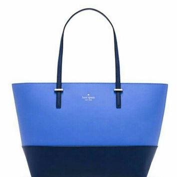 Kate Spade Women Shopping Leather Handbag Tote Satchel Bag H-YJBD-2H-1