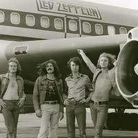 Led Zeppelin Poster Flag Airplane Photo Tapestry
