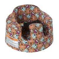 Bumbo Seat Cover - Owls (Brown)