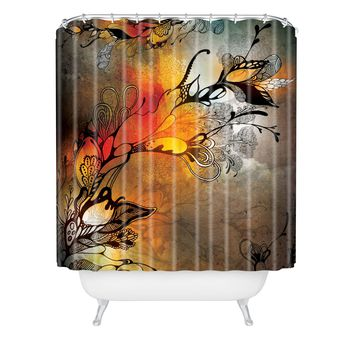 Iveta Abolina Before The Storm Shower Curtain