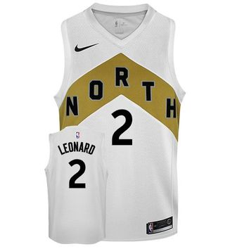 Toronto Raptors Nike Men's Swingman OVO City Edition Jerseys - Kawhi Leonard - Best Deal Online