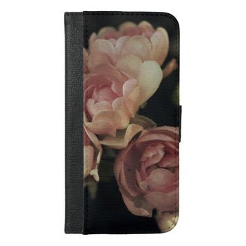 Roses iPhone 6/6s Plus Wallet Case
