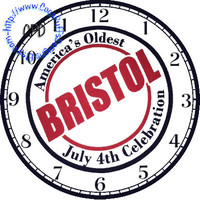 "Bristol Art Clock Face - -DIY Digital Collage - 12.5"" DIA for 12"" Clock Face Art - Crafts Projects"