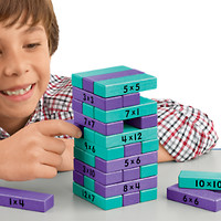 Multiplication Tower of Math Game at Lakeshore Learning