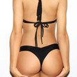 Montce Swim Black Uno Bottom