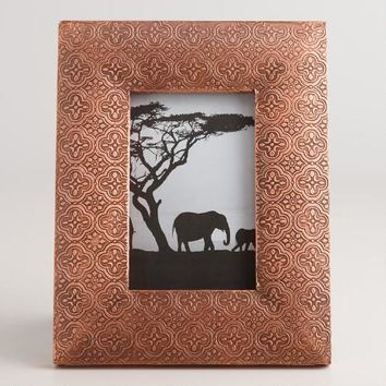 Copper Metal Clad Aman Frame