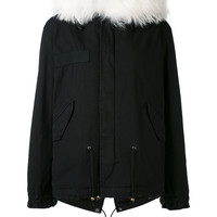 Mr & Mrs Italy Army Mini Parka - Farfetch