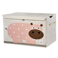 Toy Chest Hippo