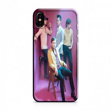Kings of Leon Band iPhone X Case