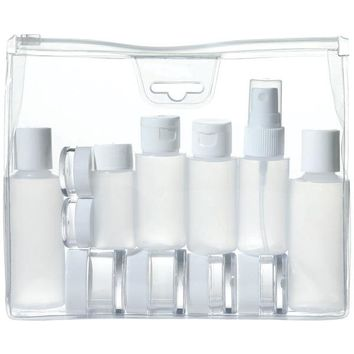 Travel Smart(R) TS333TB 13-Piece Travel Bottle Set