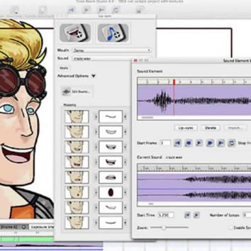 Toon Boom Studio 8.1 Crack Plus Serial Number Free Download