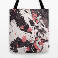 Ancestor Tote Bag by Shirley Jackson