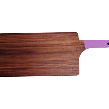 Serving + Chopping Board, Large WALNUT Wood