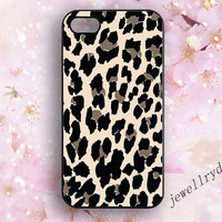 Leopard Print iPhone Case,Leopard iPhone 5/5s Case,Hollywood Glam iPhone4/4s case,Animal Print samsung galaxy s3 s4 s5 case,Gift for Her