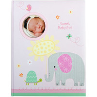 Walmart: Stepping Stones Girls' Elephant Baby Memory Book