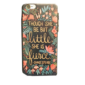 Shakespearean Love iPhone 6 and 6S Case