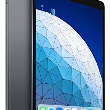 Apple iPad Pro 10.5in - 256GB Wifi - 2017 Model - Gray (Renewed)