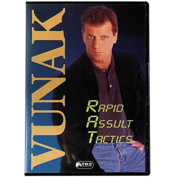 Rapid Assault Tactics DVD - Paul Vunak