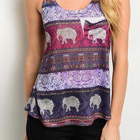 Elephant Pocket Tank