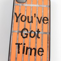 You've Got Time Phone Case - Orange Is the New Black Inspired