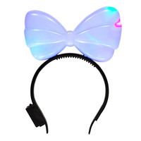 Lady Gaga - Flashing Electric Bow Headband