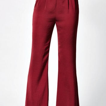 Kendall & Kylie Silky Wide Leg Pants at PacSun.com